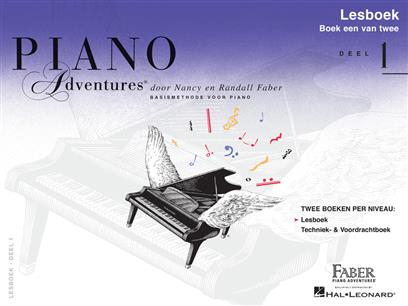 About Faber's Piano Adventures method