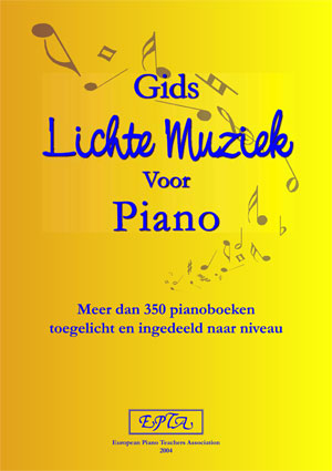 Titles from the Gids Lichte Muziek added
