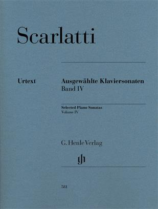New additions: Arvo Pärt and Domenico Scarlatti